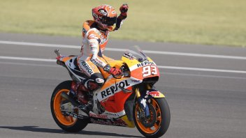 FP2: Marquez leads the Honda armada