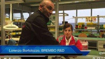 Lorenzo Bortolozzo spiega i segreti dei freni Brembo