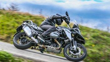 BMW Motorrad: +7,7% di vendite nel primo trimestre del 2016