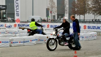 """Suzuki e Donneinsella: partnership in """"rosa"""""""