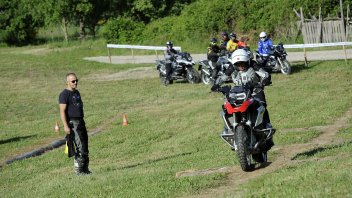 BMW Motorrad GS Academy 2016