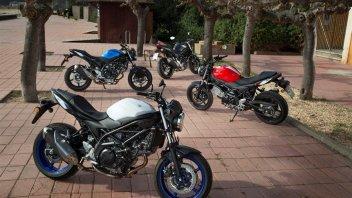 Suzuki DemoRide Tour 2016: in prova dal 16 al 17 aprile