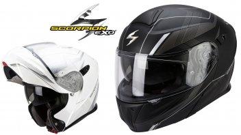 Scorpion EXO 920: il casco perfetto per viaggiare!