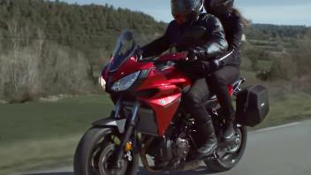 Yamaha Tracer 700, video: trasforma la tua storia