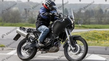 Yamaha, in arrivo una nuova XT Ténéré