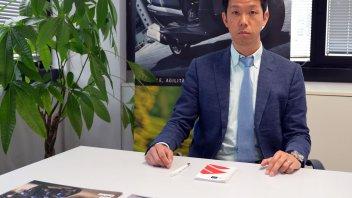 Suzuki: Tomoki Taniguchi è il nuovo Vice Presidente