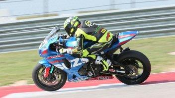 A Toni Elias Gara1 di MotoAmerica ad Austin