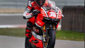 Assen, Ducati imprendibili nella STK1000