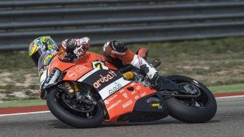 Ducati: buona partenza per il team Aruba