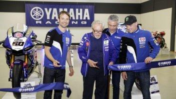 A Bologna inaugurato lo 'Yamaha SBK Temple'