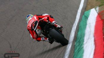 Imola, doppia Ducati in SP2: Davies davanti a Giugliano