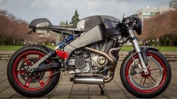 Moto - News: Buell XB12R Firebolt by Miguel Padilla
