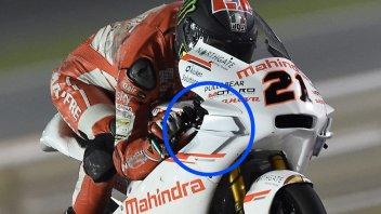 GP Commission: ali vietate in Moto3