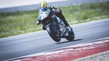 KTM: test a Misano con Kallio e Abraham