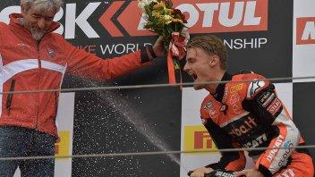 Ciabatti: Davies in MotoGP? In 2018 if he wins in SBK