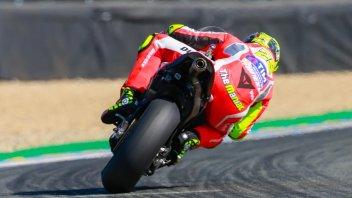WUP: Iannone e la Ducati imprendibili, 5° Dovizioso
