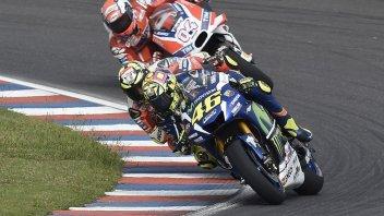 Mugello: Rossi and Ducati aim high