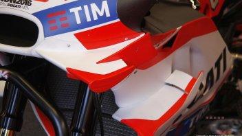 Ducati: avanti con l'aerodinamica!