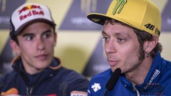 Rossi: favorito da Michelin? difficile trovare 113 scuse