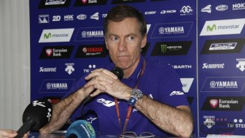 Jarvis: Vinales? Because he's not a star, he just wants to win