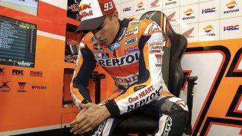 Marquez: Mugello? un GP normale, solo più 'giallo'