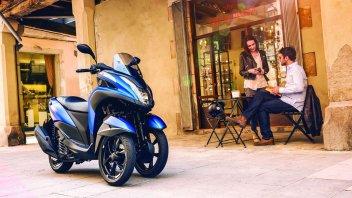 Yamaha Tricity 155, non solo un urban commuter