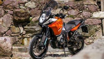 Test ride KTM: dal 30 maggio al 4 giugno
