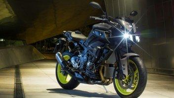 Yamaha MT-10: naked esplosiva