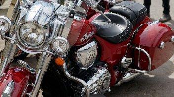Moto - News: La Indian Springfield è ora disponibilie in Italia