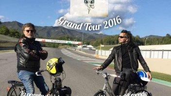 La moto è rock: il Mosquito's Way di Piero Pelù