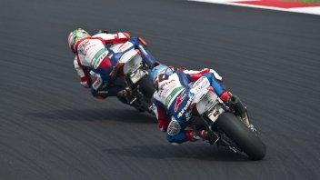 Honda tradita dalle gomme, Hayden: Dopo quattro giri non avevo grip