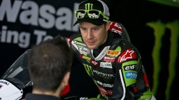 "Sepang, Rea: ""No panic, we're working for the race"""