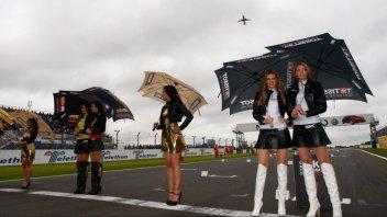 Donington: gli orari tv su Mediaset ed Eurosport