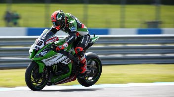 Race: Sykes wins to become King of Donington