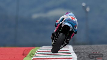 Luis Salom, every side to the 'Mexican'