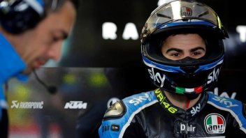 Fenati: Binder is fast and lucky, the title is still possible