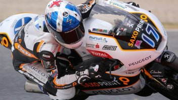 McPhee e Peugeot in pista a Catalunya per i test
