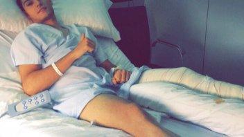 Navarro undergoes surgery, will miss the Assen GP