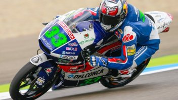 Assen: Bastianini in pole e poker italiano