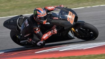 Lowes: Aprilia MotoGP? I imagined it would be harder to ride