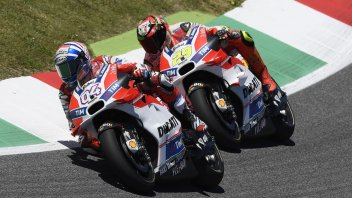 Dovizioso: As fast in the race as in qualifying in Spain