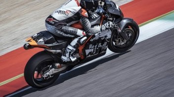 KTM at Mugello with Luthi and Kallio