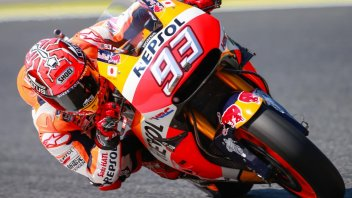 QP: Marquez unbeatable on the new track
