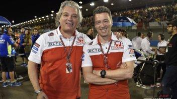 Il team Pramac pensa a Suzuki per il 2018
