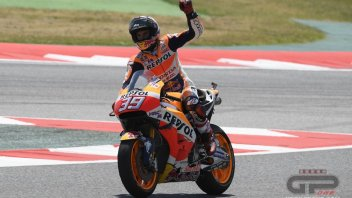 Marc Marquez, the tribute: 93 to 39