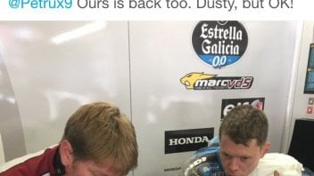 ...And Marc VDS team answers: Rabat OK