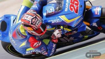 MotoGP test Barcellona