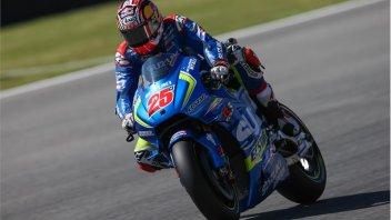 "FP3: ""Nuova pista"", Vinales davanti a Marquez, 4° Rossi"