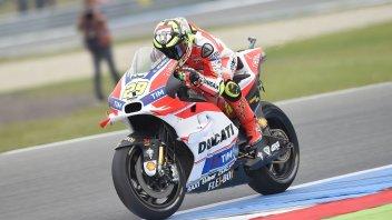 WUP: doppietta Ducati, 1° Iannone e 2° Dovizioso