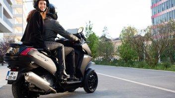 Peugeot Scooters: ecco il nuovo Metropolis Black Edition